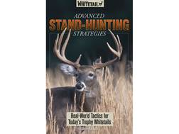"North American Whitetail ""Advanced Stand-Hunting Strategies"" by  Steve Bartylla"
