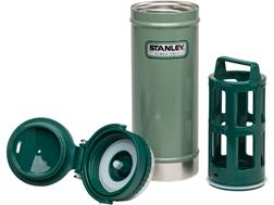 Stanley Classic Vacuum Travel Press 16 oz Green