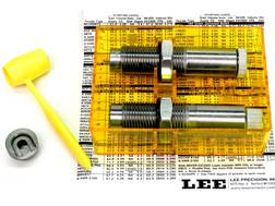 Lee Collet 2-Die Neck Sizer Set 375 H&H Magnum
