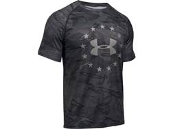 Under Armour Men's UA Freedom Reaper Tech T-Shirt Short Sleeve Polyester