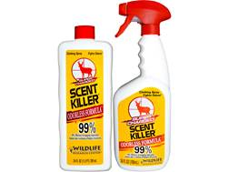 Wildlife Research Center Super Charged Scent Killer 24/24 Scent Elimination 24/24 Combo