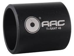 Advanced Armament Co (AAC) Fixed Barrel Spacer Ti-RANT 45 Suppressor Aluminum Black