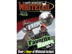 North American Whitetail Favorite Hunts Volume 2 DVD