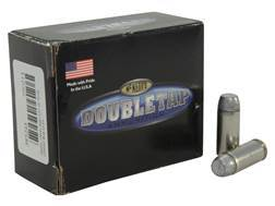 Doubletap Ammunition 10mm Auto 230 Grain Hardcast Solid Wide Flat Nose Gas Check Box of 20