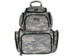 G.P.S. Handgunner Backpack Range Bag Digital Camo