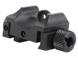 NECG Peep Sight CZ 550 Steel Matte