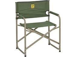 Slumberjack Big Steel Camp Chair Polyester and Steel Green
