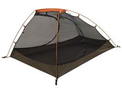 "ALPS Mountaineering Zephyr 3 Dome Tent 89"" x 88"" x 41"" Polyester Orange"