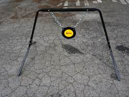 Viking Solutions Complete GONG Target System AR500 Steel