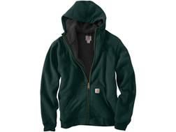 Carhartt Men's Collinston Brushed Fleece Sherpa Lined Heavyweight Hooded Sweatshirt Cotton/Polyester