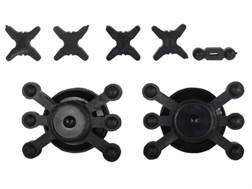 Bowjax Crossbow Silencing Kit for Split Limbs Rubber Black