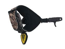 Tru-Fire Hurricane Extreme Bow Release Buckle Wrist Strap Small Camo