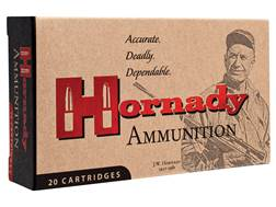 Hornady Match Ammunition 6.5 Creedmoor 147 Grain ELD Match Box of 20