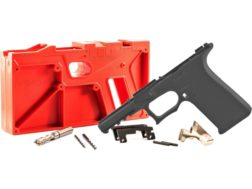Polymer80 PF940v2 80% Pistol Frame Kit Glock 17, 17L, 22, 24, 31, 34, 35 Polymer