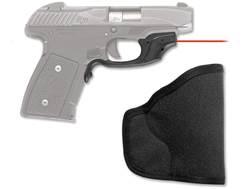Crimson Trace Laserguard Red Laser Remington R51 Polymer Black with Pocket Holster