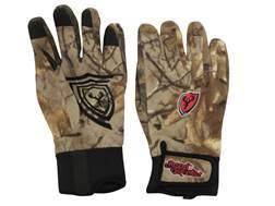 ScentBlocker Women's Sola Pro Grip Fleece Scent Control Gloves Polyester Realtree Xtra Camo XS/Small