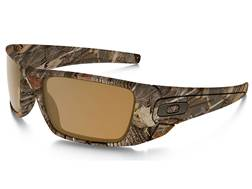 Oakley SI Fuel Cell Polarized Sunglasses Woodland Camo Frame/Bronze Lens