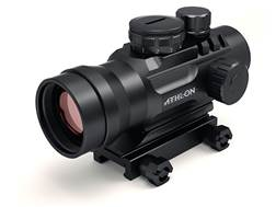 Athlon Optics Midas BTR RD12 Red Dot Sight 1x 30mm Interchangeable Reticle with Picatinny-Style M...