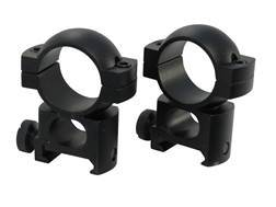 "Vortex Optics 1"" Hunter Weaver-Style Rings Matte High"