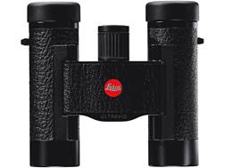 Leica Ultravid BCL Compact Binocular 8x 20mm Roof Prism Leather Black with Leather Case