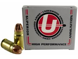 Underwood Ammunition 400 Cor-Bon 140 Grain Lehigh Xtreme Penetrator Lead-Free Box of 20