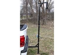 HME Hitch Mounted Game Hoist Steel Black