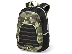Oakley 4 On The Floor Backpack Polyester Olive Camo