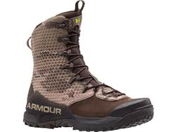 "Under Armour UA Infil Ops GTX 10"" Waterproof Uninsulated Tactical Boots Synthetic Black Men's"