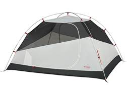 "Kelty Gunnison 3 Person Dome Tent with Footprint 89"" x 74"" x 49"" Polyester Grey"