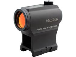 Holosun HS403C Paralow Red Dot Sight 1x 2 MOA Dot Weaver-Style Low and Lower 1/3 Co-Witness Mount...