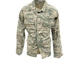 Military Surplus Airman Battle Uniform Coat ABU Camo