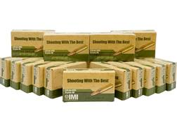 IMI Ammunition 5.56x45mm 55 Grain M193 Full Metal Jacket Boat Tail Box of 450 (15 Boxes of 30)