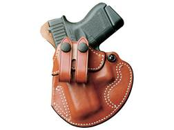DeSantis Cozy Partner Belt Holster Ruger American 9mm Leather