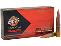 Black Hills Ammunition 300 Whisper 125 Grain Sierra OTM Box of 20