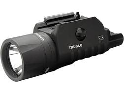 TRUGLO Tru Point Laser Light Combo Universal Rail Style Mount with Remote Pressure Switch Matte