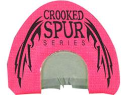 FoxPro Crooked Spur Pink Fang 2.5 Diaphragm Turkey Call