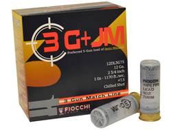 "Fiocchi 3-Gun Ammunition 12 Gauge 2-3/4"" 1 oz #7-1/2 Shot"