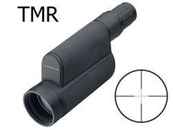 Leupold Mark 4 Tactical Spotting Scope 12-40x 60mm First Focal Tactical Milling Reticle Armored B...