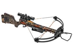 Wicked Ridge by TenPoint Warrior G3 Crossbow Package with 3x Scope Mossy Oak Break Up Country Camo
