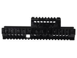 Midwest Industries 2-Piece Extended Handguard Quad Rail AK-47, AK-74 Aluminum