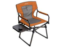 ALPS Mountaineering Campside Camp Chair Steel and Polyester Rust
