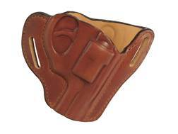 Bianchi 58 P.I. Belt Slide Holster Ruger LCR 38 Leather