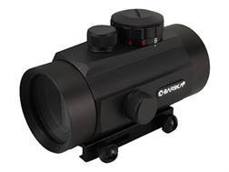 Barska Red Dot Sight 40mm Tube 1x 5 MOA Red and Green Dot with Integral Weaver-Style Mount Matte