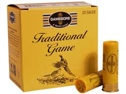 "Kent Cartridge Gamebore Game and Hunting Ammunition 20 Gauge 2-1/2"" 1 oz #5 Shot"