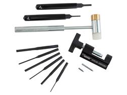 Wheeler Engineering Delta Series AR-15 10-Piece Roll Pin Installation Tool
