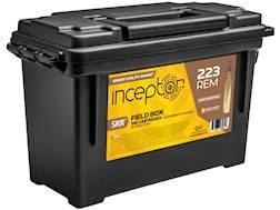 Inceptor Sport Utility Ammunition 223 Remington 35 Grain SRR Frangible Lead-Free