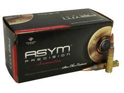 ASYM Precision Solid Defense X Ammunition 223 Remington 70 Grain Barnes Triple-Shock X Bullet Hol...