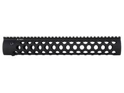 "Troy Industries 13"" Alpha Battle Rail Modular Free Float Handguard AR-15 Black"