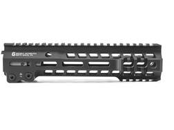 Geissele Super Modular Rail MK13 M-LOK Free Float Handguard with Low Profile Gas Block AR-15 Alum...
