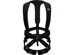 Hunter Safety System Ultra-Lite Flex Black Ops Treestand Safety Harness Black L/XL